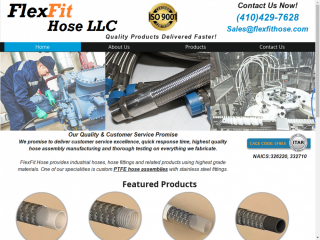 Hoses for Filling Equipment